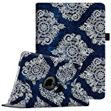 Fintie iPad Air 2 Case (2014 Release) - 360 Degree Rotating Stand Protective