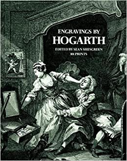 Genuine, original William Hogarth engravings and etchings from Darvill's Rare Prints