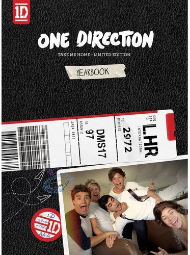 one direction four yearbook - 3