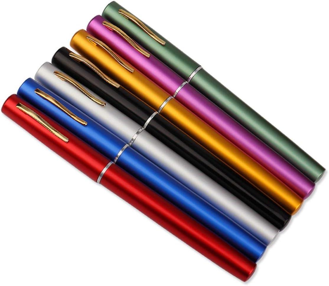 MXECO Mini Stylo Portable Canne /à p/êche Canne /à p/êche t/élescopique Poche Taille Canne Accessoires de p/êche en Plein air Bleu
