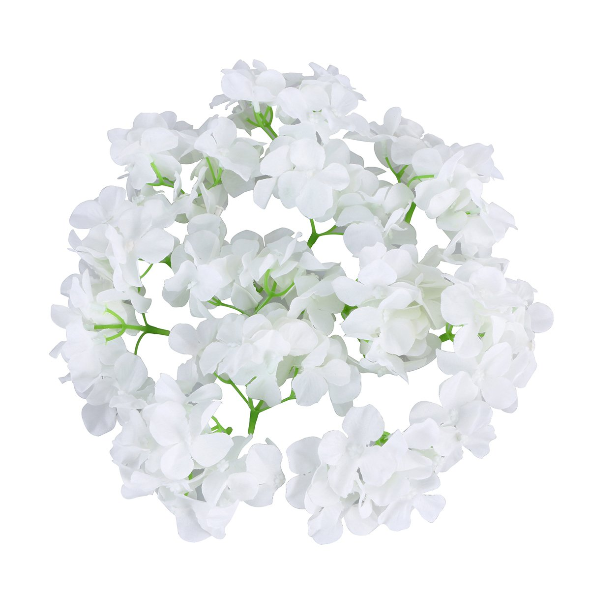Amazon Tinksky Hydrangea Flowers For Home Wedding Decoration