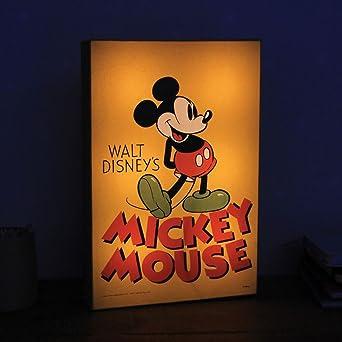 Mickey Mouse Leuchte Luminart: Amazon.de: Games