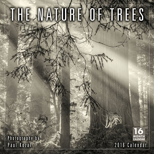 Nature of Trees 2016 Wall Calendar