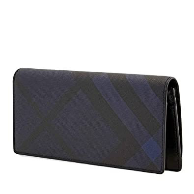 new photos free delivery numerousinvariety Amazon.com: Burberry Men's London Check and Leather ...