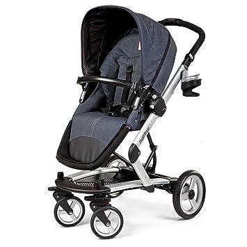 Amazon.com: Peg Pergo 2012 Skate carriola sistema – Denim: Baby