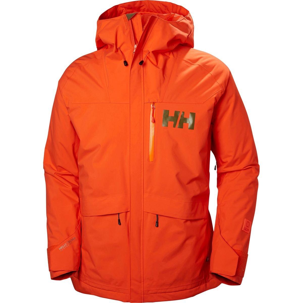 (ヘリーハンセン) Helly Hansen Fernie Jacket メンズ ジャケットFlame [並行輸入品] B07675J321 日本サイズ M (US S) Flame Flame 日本サイズ M (US S)
