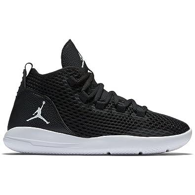 Nike, Zapatillas de Baloncesto para Niños, Negro (Black/White ...