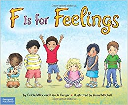 Image result for f is for feelings book