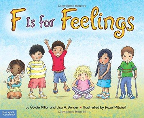 F Is for Feelings ebook