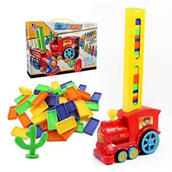 NEW FOR KIDS CHILDREN Puzzle Block Train SET NEW EDITION XMAS GIFT SET