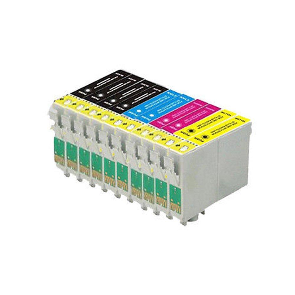 10 ECS Cartuchos de tinta compatibles Reemplazar T1816 para ...