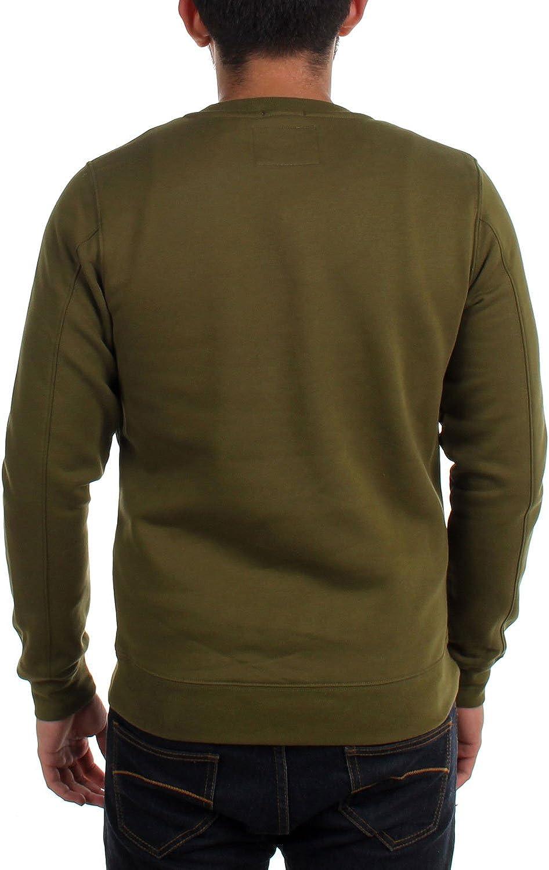 Mens Graphic Crewneck Sweater Scotch /& Soda