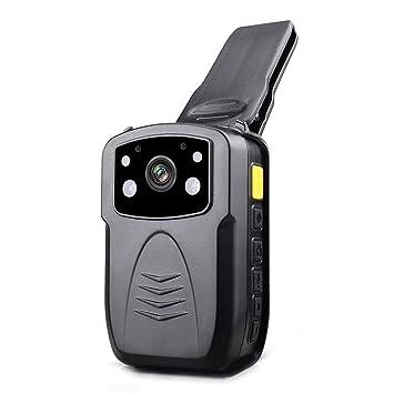 BOBLOV Cámara de Vigilancia Policial Full Hd 1080p D800 Visión nocturna de seguridad Detección de movimiento