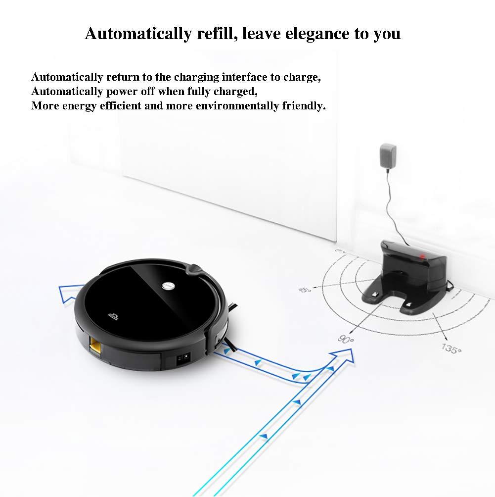 YILANS Robot Aspirador, Robot De Barrido con Monitoreo De Cámara ...