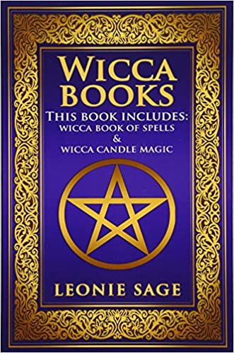 Wicca Books: 2 in 1 Essential Wiccan Spellbooks for