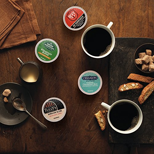 Keurig Coffee Lovers' Collection Sampler Pack, Single Serve K-Cup Pods, Compatible with all Keurig 1.0/Classic, 2.0 and K-Café Coffee Makers, Variety Pack, 40 Count by Variety Packs (Image #5)