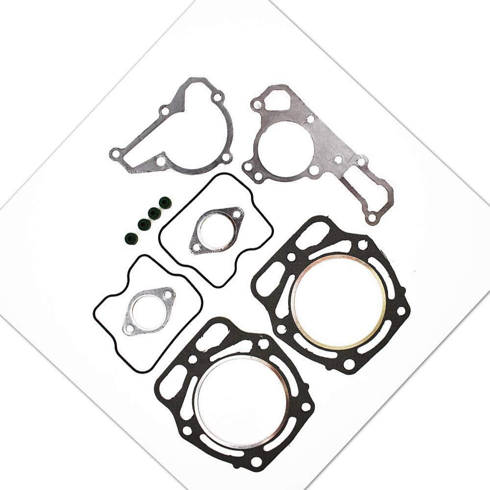 M-G 330459-t intake manifold top end engine gaskets for Kawasaki mule kaf 620 3000 3010