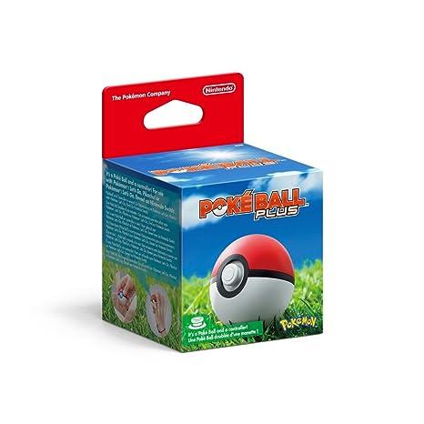 Poké Ball Plus: Nintendo Switch: Nintendo: Amazon.es ...