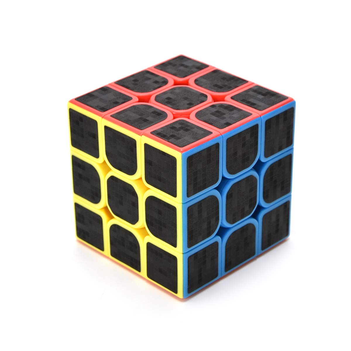 Rubik's Cube 3x3 Magic Speed Cube Moves Games Colorful Dot Cube The Amazing Smart Cube Wonderplay