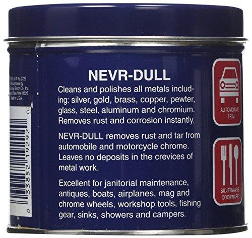 033852192920 - Nevr Dull NEVER DULL POLISH 5OZ carousel main 1