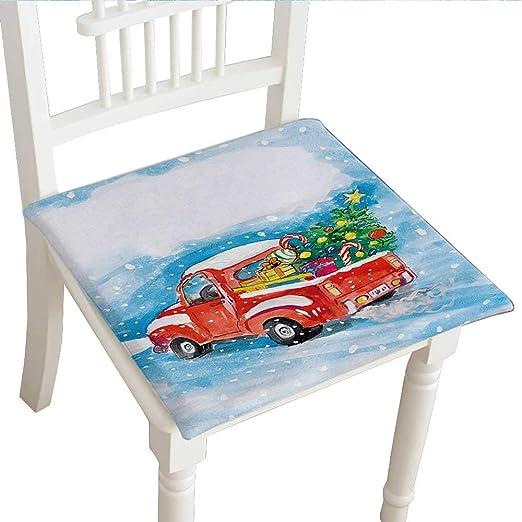 Cojín para silla de comedor (14