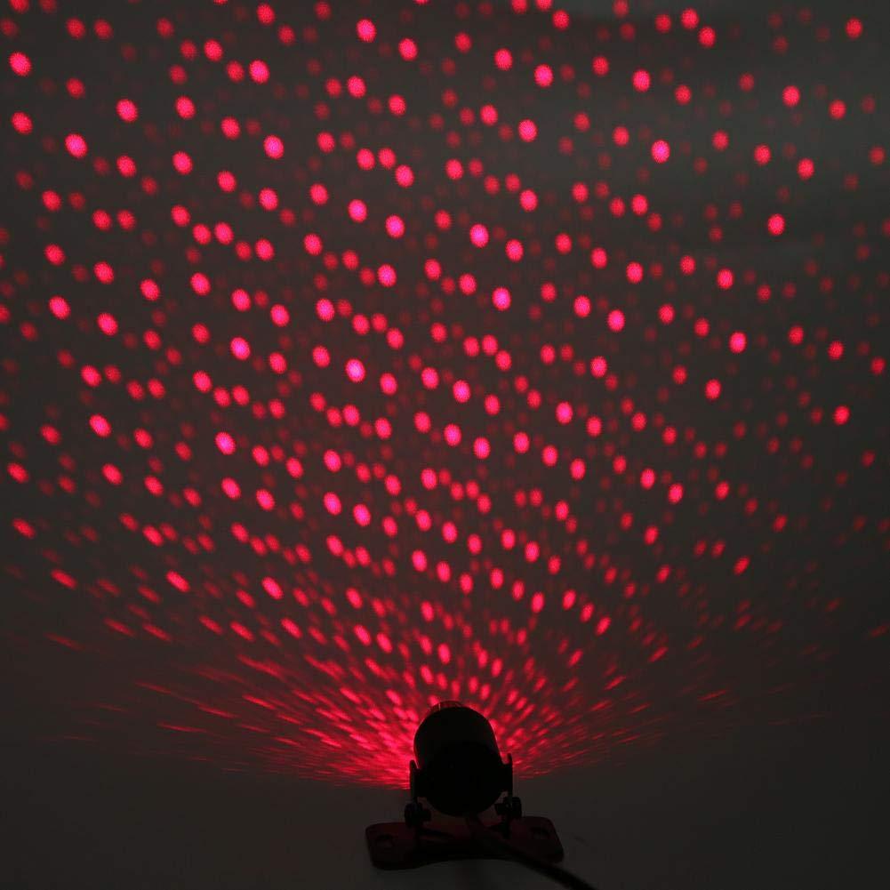 EBTOOLS ABS Car Interior Star Lights, USB LED Car Interior ...
