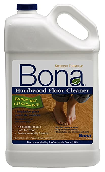 Amazon.com: Bonakemi Bona Hardwood Floor Cleaner (WM700056001): Home ...