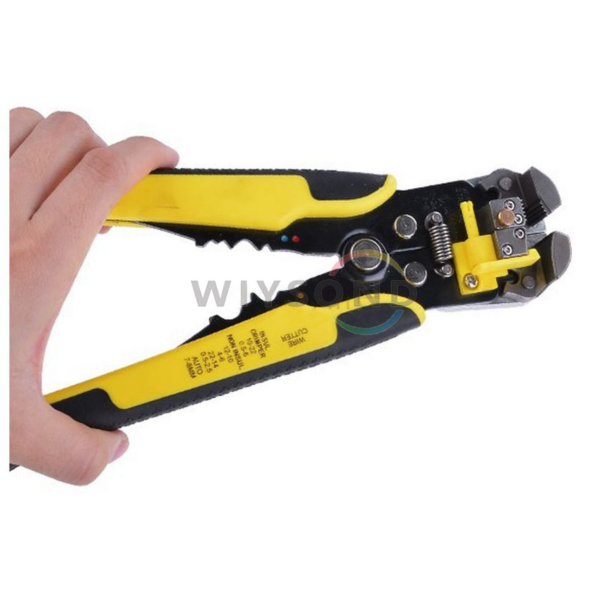 Wiysond Professional Automatic Wire Stripping Tool Self-adjusting ...