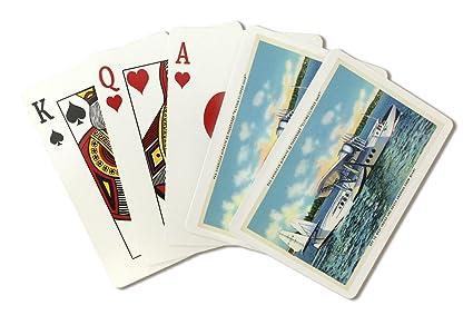 Amazon com: Miami, Florida - Pan American Flying Clipper