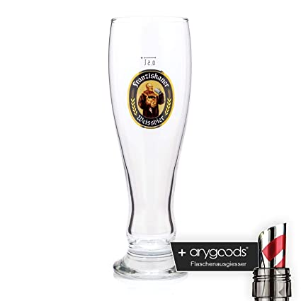 hoegaarden cerveza 0,5L Cristal/vasos, marca Cristal, cerveza cristal + Botella