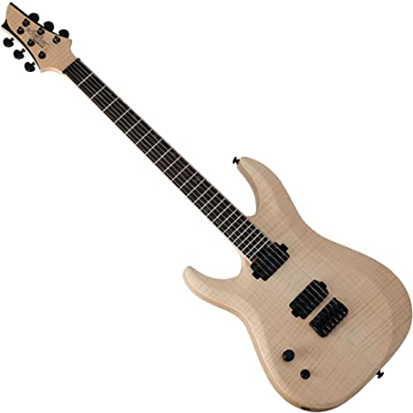 Schecter firma Keith Merrow KM-6 MK-II – Guitarra eléctrica (para zurdos