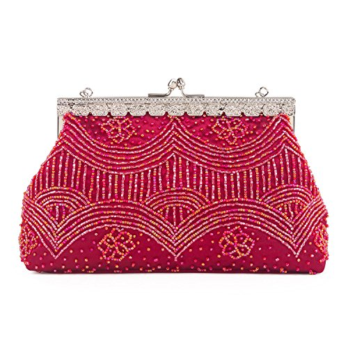 Womens Clutch Womens 90403 Farfalla Red Clutch Maroon 90403 Womens Red 90403 Farfalla Clutch Farfalla Maroon 1awn78axg