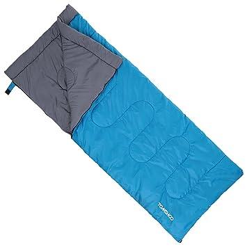 TOMSHOO Saco de Dormir Térmico de Adulto Multifunción Sleeping Bag de Forma Envolvente 190X80cm: Amazon.es: Deportes y aire libre