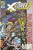 X-Force #38 (Phalanx Covenant Life Signs) September 1994