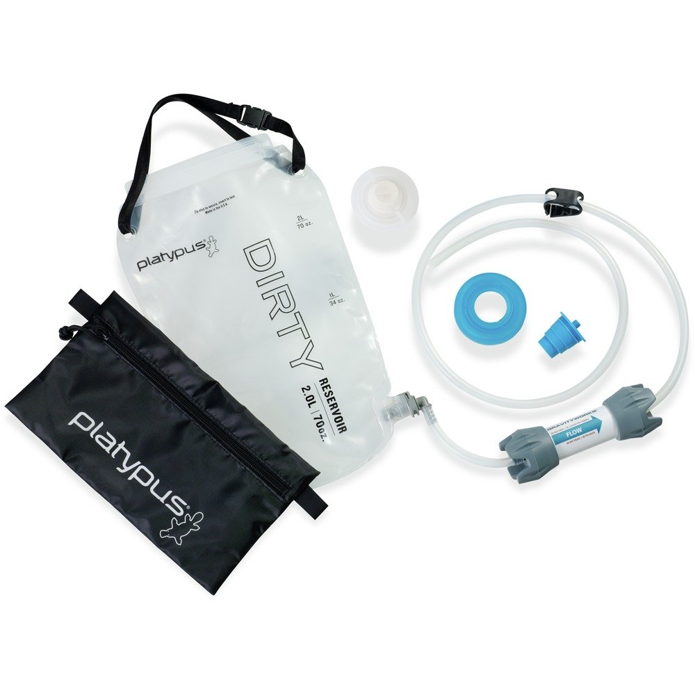 Platypus GravityWorks 2.0L System Bottle Kit