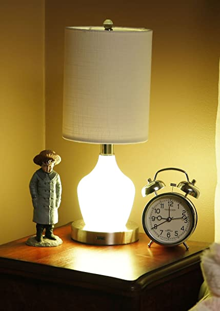 Decorative Angel Emergency Table Lamp with Remote and Built in USB ...