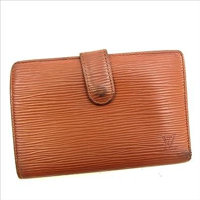 wholesale dealer 3e4bc 06fff Amazon | ルイヴィトン Louis Vuitton 二つ折り財布 がま口 ユニ ...