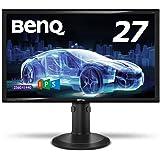 BenQ モニター ディスプレイ GW2765HT 27インチ/WQHD/IPS/DisplayPort,HDMI,DVI,VGA端子