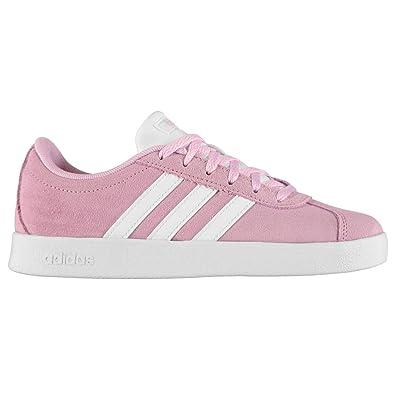 on sale 2079b 5506f adidas Unisex Kids Vl Court 2.0 K Fitness Shoes, Purple (Lilcla Ftwbla 000
