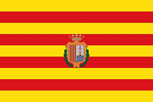magFlags Bandera Large Santa Pola Alicante, España | Bandera ...
