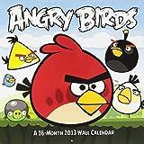 Angry Birds 2013 Wall Calendar