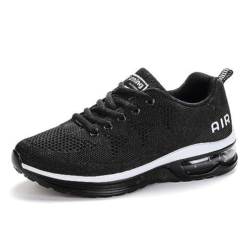 newest 480c8 98d62 Monrinda Turnschuhe Damen Sportschuhe Herren Sneaker Sports Laufschuhe  Running Fitness Outdoorschuhe Outdoors Schuhe