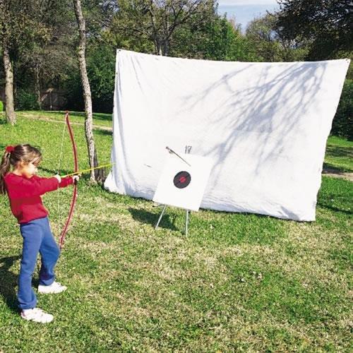 (BSN Sports Archery Net 10'H X 26'W )