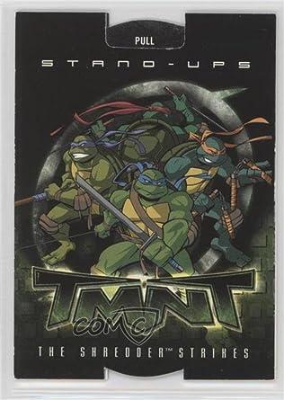 Turtles (Trading Card) 2003 Fleer Teenage Mutant Ninja ...