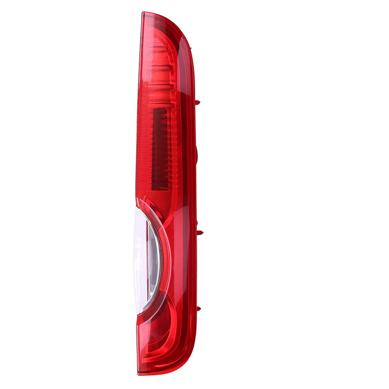 1x Heckleuchte R/ückleuchte R/ücklicht rechts Blinker glasklar