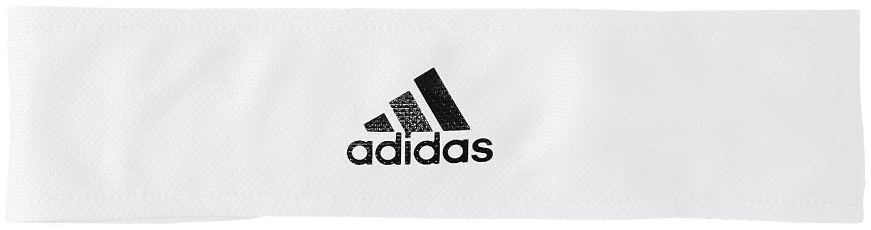 adidas Ten Tieband Cinta para la Cabeza de Tenis, Hombre, Blanco/Plamet / Negro, OSFM S97908