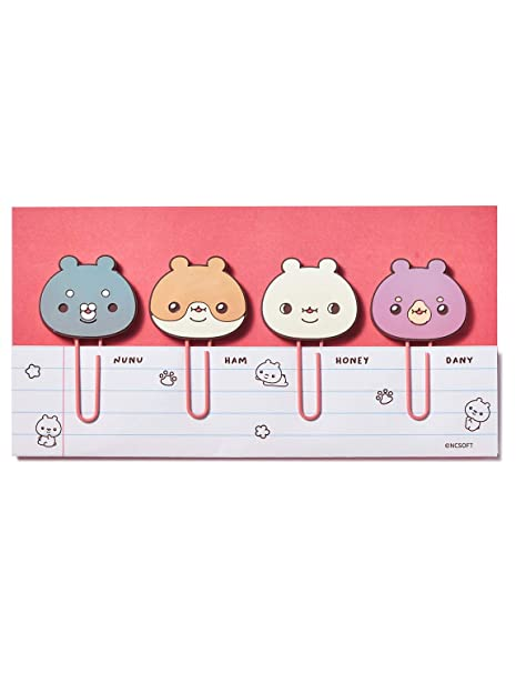 668d2387ddd6 Amazon.com : TWOTUCKGOM Collaboration with Monsta X 4 Sets of Paper ...