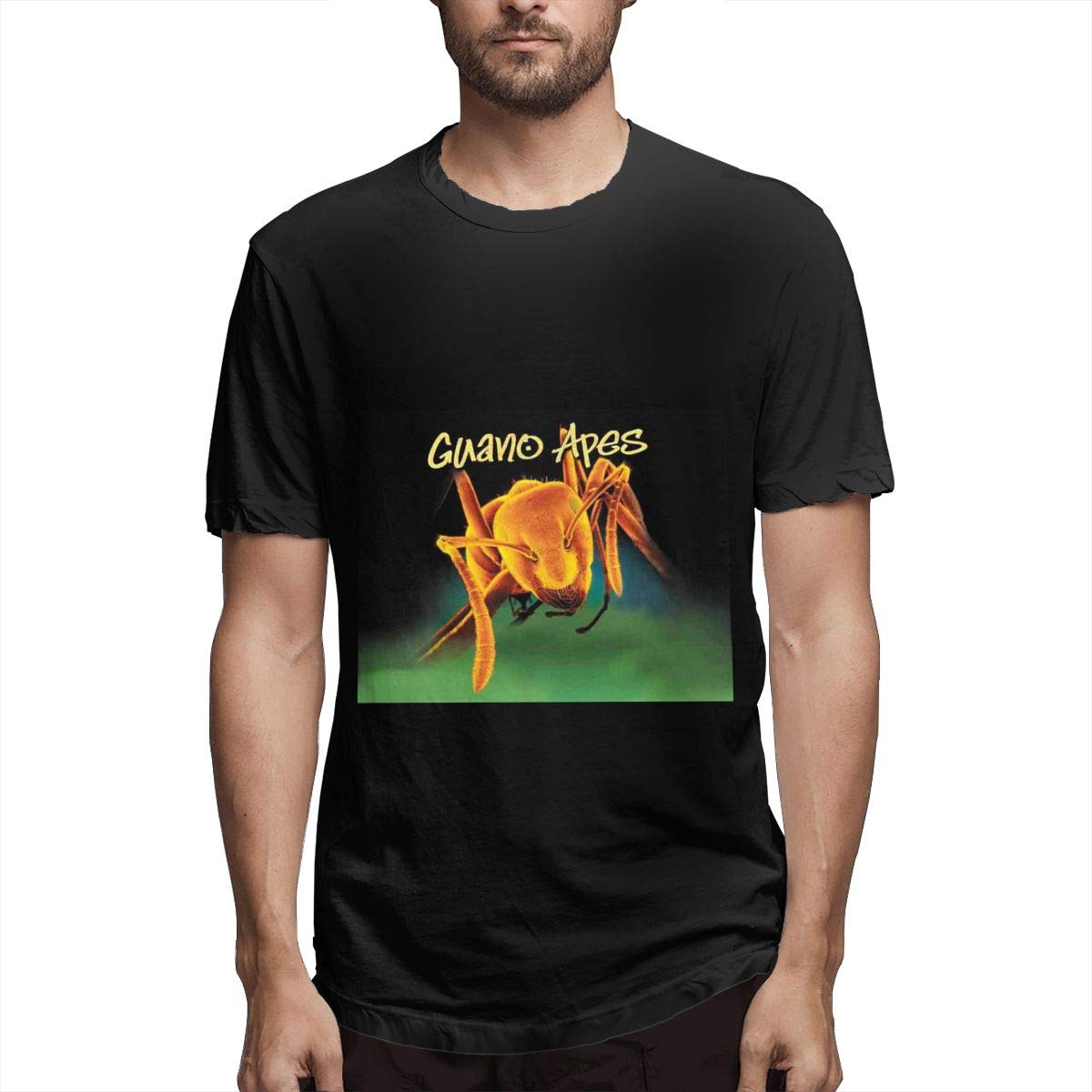 Lihehen S Guano Apes Round Neck T Shirt