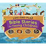 Lift-the-Flap Bible Stories for Young Children