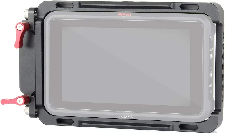 Amazon.com: EachRig - Jaula para monitor con raíl NATO ...